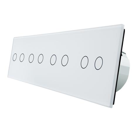 Włącznik dotykowy 2+2+2+2 zestaw (1)