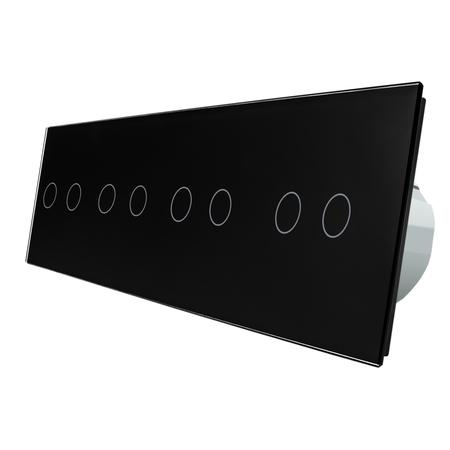 Włącznik dotykowy 2+2+2+2 zestaw WELAIK (2)