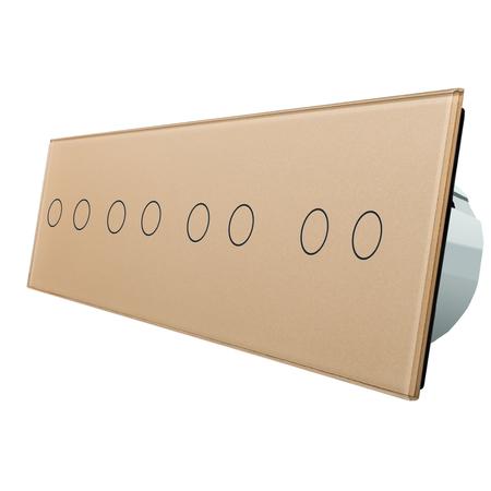 Włącznik dotykowy 2+2+2+2 zestaw (4)